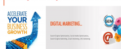 Digital marketing Hashtag